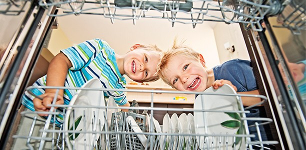 4 fun ways to get kids cleaning up and developing skills
