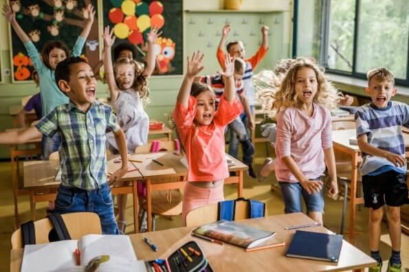 Mathématiques en mouvement, une formule gagnante pour les enfants