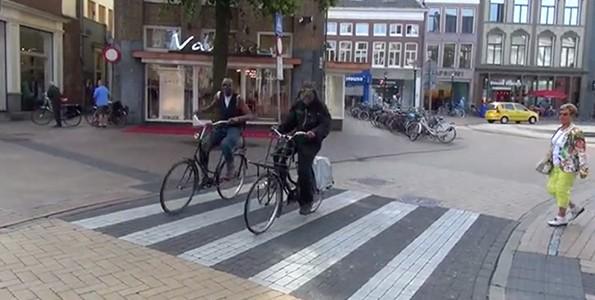 Venez voir comment on vit dans la capitale mondiale du vélo