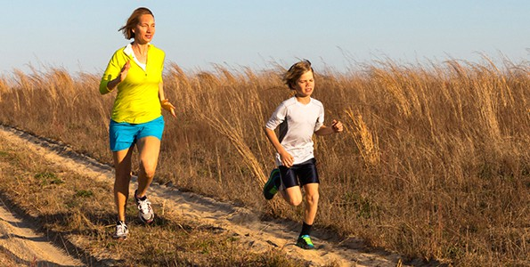 Running: How to teach kids to sprint correctly - Active For Life
