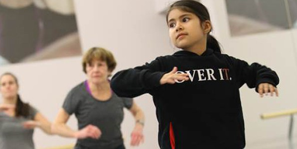 Program from Canada's National Ballet School promotes dance across Canada