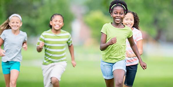 Activity journal gets girls active in summer 2016