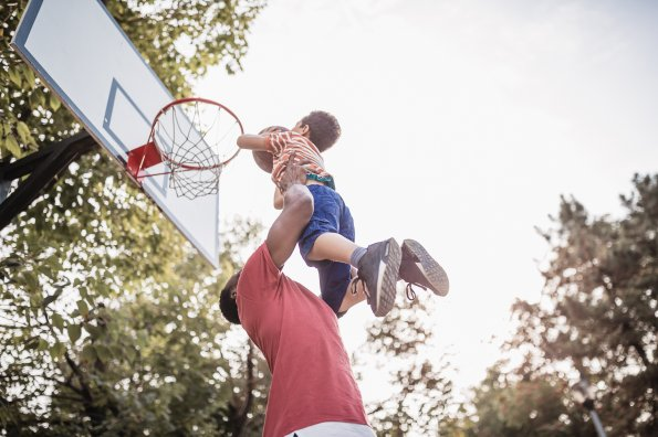 Get dads and kids playing together with this Father's Day coupon book