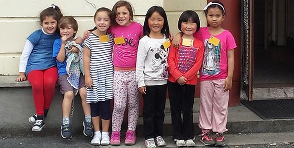 Grassroots program in Dublin develops girls' physical literacy