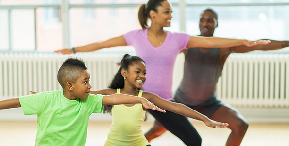 12 reasons yoga is great for kids