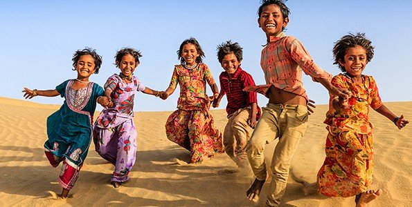 Schools in India are introducing physical literacy to the curriculum next year
