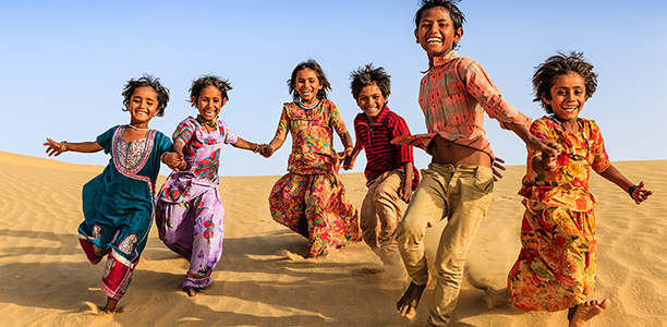 Schools in India are introducing physical literacy to the ...