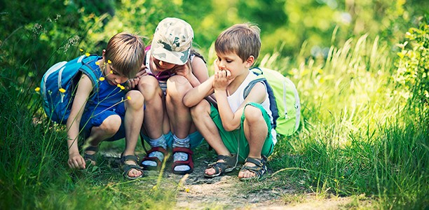 How to give kids outdoor independence