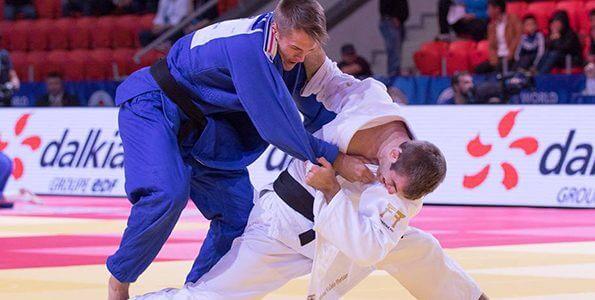 À surveiller aux Jeux de Rio : Antoine Valois-Fortier, meilleur judoka canadien