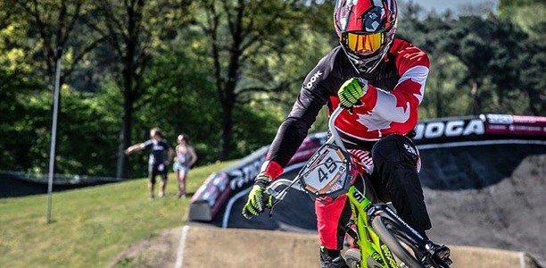 Team Canada BMXer Tory Nyhaug going for gold in Rio