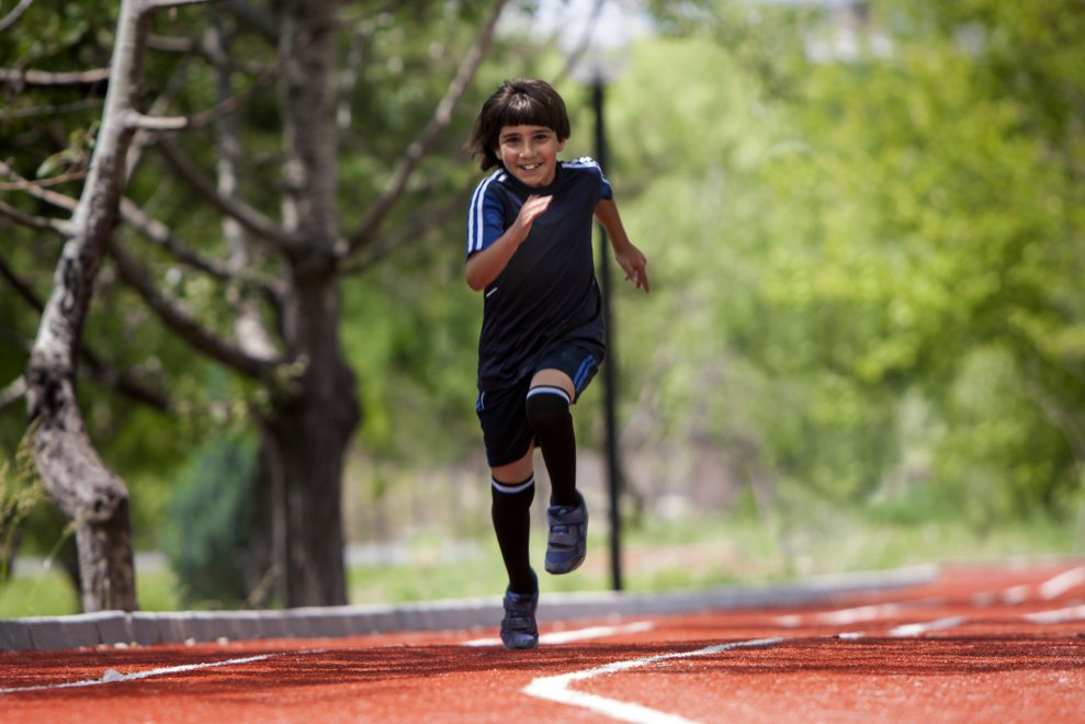 e0fe84494aa63b Running: How to teach kids to sprint correctly - Active For Life
