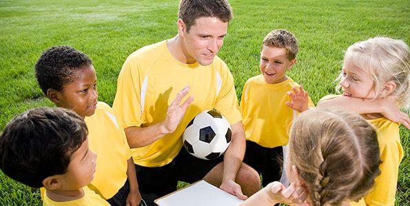 Quatre étapes pour devenir un entraîneur modèle