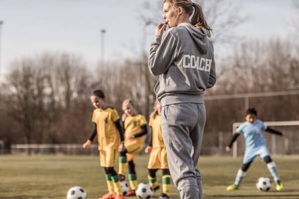 Walking the walk: the coach as role model