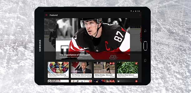 Hockey Canada's new app for coaches is a game-changer
