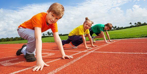 Nos enfants doivent bouger plus. La preuve? Le classement mondial du Canada à un test de condition physique.