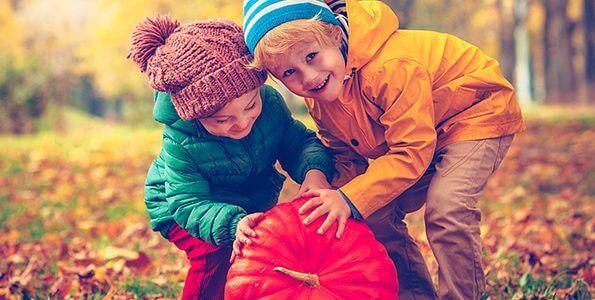 10 fun Autumn activities for kids