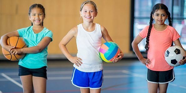 Raising active girls: 4 lessons from the Fast and Female Summit