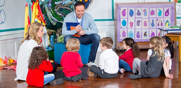 Move to Learn boosts reading and physical literacy for preschoolers