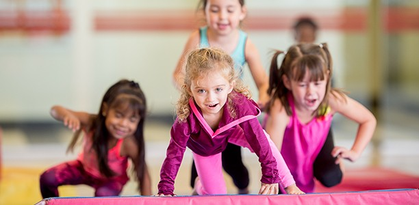 Program innovation: Physical literacy for early childhood