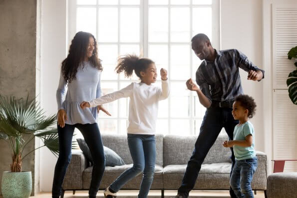 Dance and physical literacy: The link between rhythm and movement