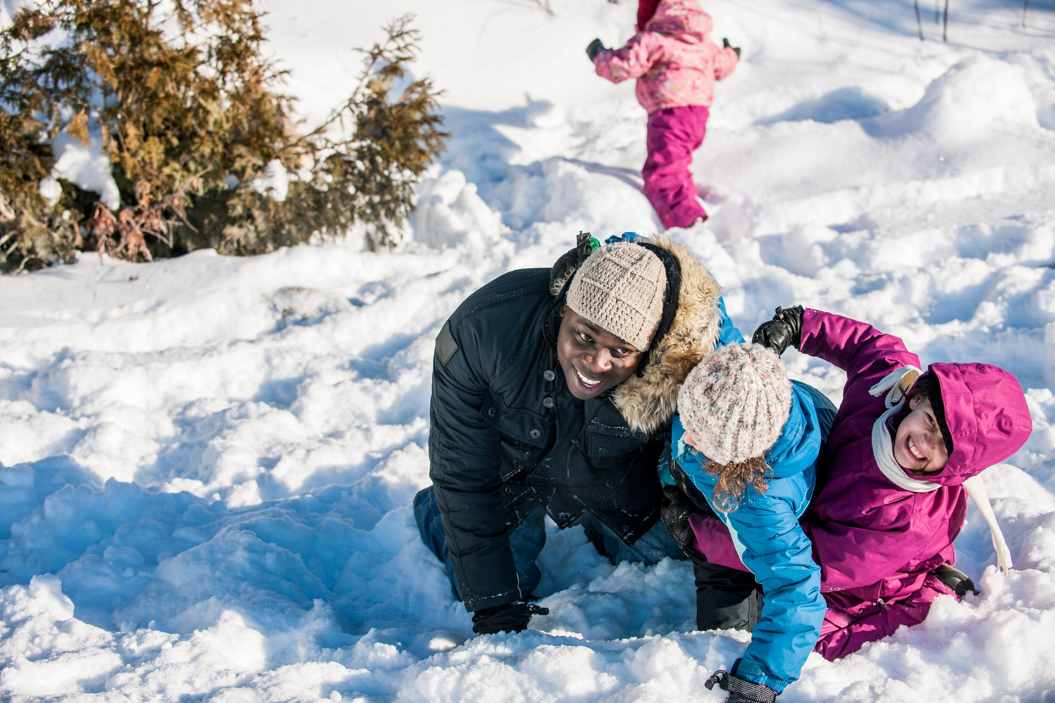 7 Winter Outdoor Play Ideas For School Aged Kids Active For Life
