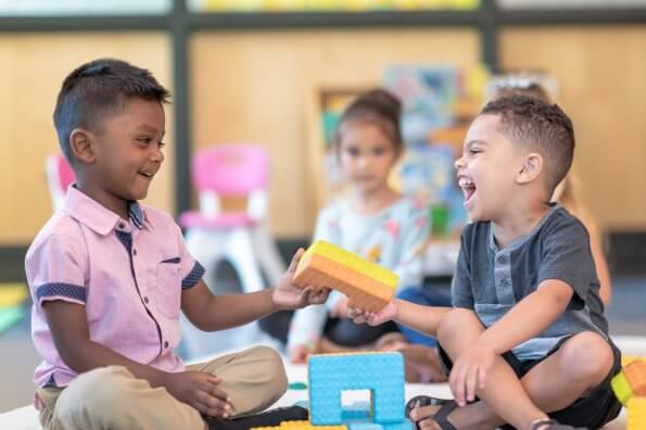 Self-regulation: How kids stay focused and control behaviour
