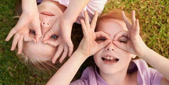 Les optométristes prescrivent les activités extérieures!