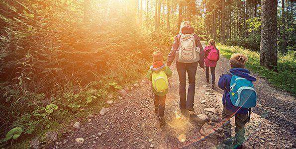 Multiplier les micro-aventures, avec son enfant