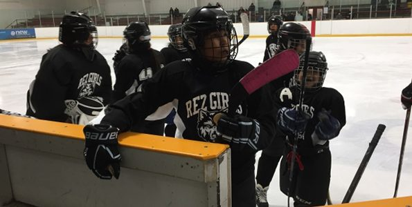 """Rez Girls 64"" reminds us what really matters in sport"