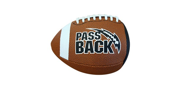 AfL tests the Passback football