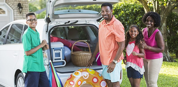 Tips for keeping kids happy and active on long road trips