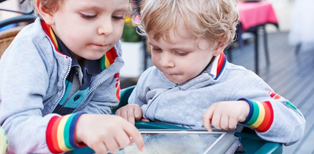 New screen time guidelines for kids under 5