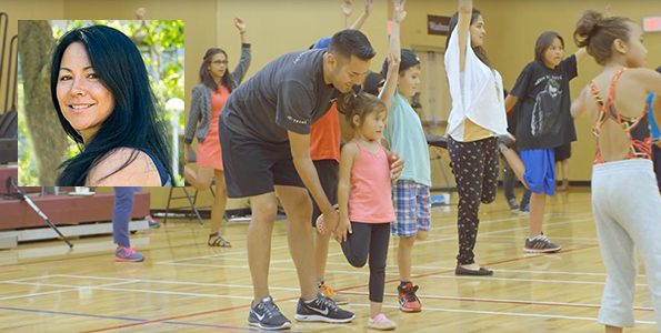 Robynne Edgar inspires physical literacy in B.C.'s Indigenous communities