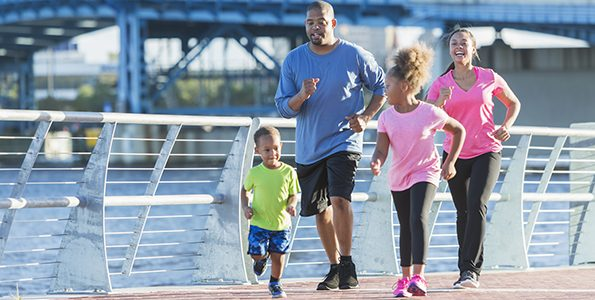 Study: Active parents have more active kids