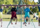 Outdoor play is crucial for developing physical literacy