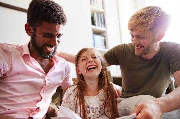 How to unlock happiness at home and raise happy kids