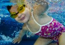 Study: Early swimming promotes early development