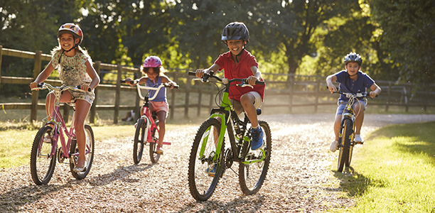 Create Your Own Back To School Bike Rodeo