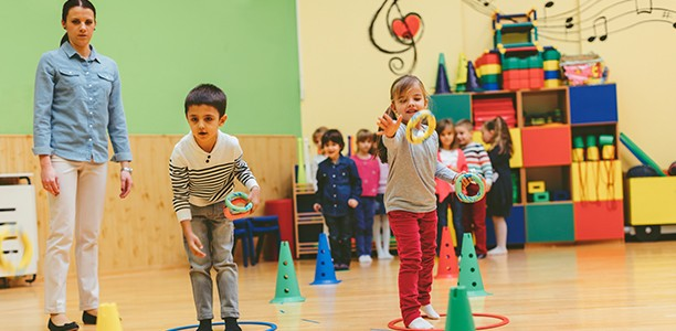 Early years educators and the challenges of physical literacy