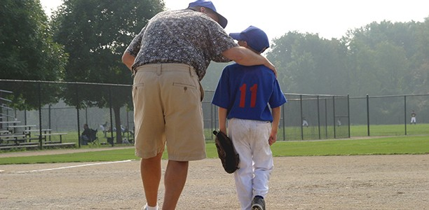 5 ways to support your child in sport