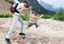 Easy activities to help your kids master movement skills on land