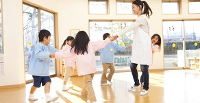 For early years educators: Physical literacy can be easy