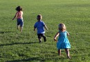 Movement guidelines for children aged 4 and under