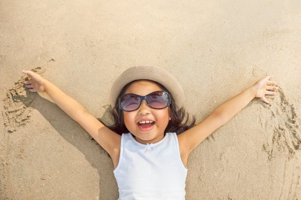 21 fun and active games for kids to play on the beach