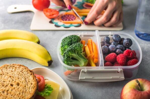 30 collations nutritives pour les enfants actifs