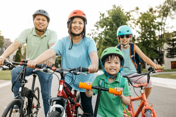 Give active transportation a try this year