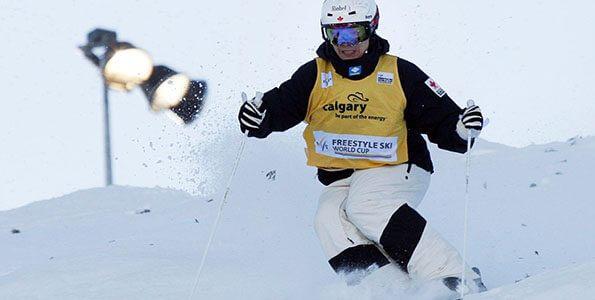Meet Mikael Kingsbury, mogul skier