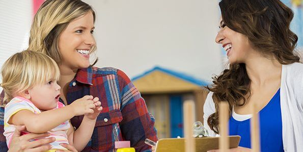 Invitation to parents: Share these resources with your child's daycare