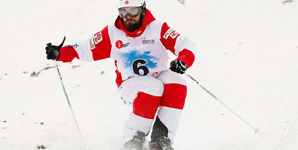 Meet Philippe Marquis, freestyle skier