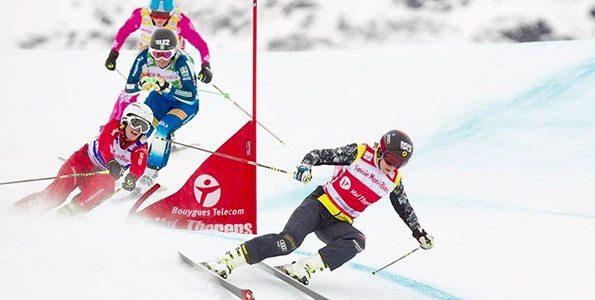 Meet Georgia Simmerling, ski cross skier